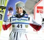 Kamil Stoch, la a doua victorie a carierei