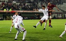 Rapid - CFR Cluj 2-0 Foto: www.cfr1907.ro