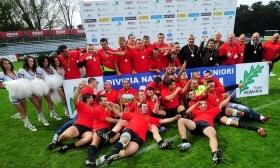 CSM Baia Mare, din nou campioană Foto: www.frr.ro