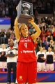 Hana Horakova, surprinzătorul MVP Sursă: www.fiba.com
