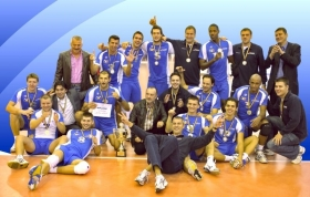 CVM Tomis, deţinătoarea ultimelor 6 Cupe ale României Foto www.cvmtomis.ro