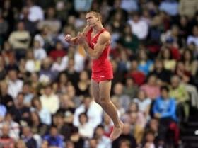 Flavius Koczi, cel mai în formă gimnast român în calificări