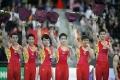 China şi-a apărat cu succes titlul de la Stuttgart Foto www.romgym.ro