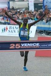 Simon Mukun, la prima mare victorie a carierei Foto www.iaaf.org (Lorenzo Sampaolo)