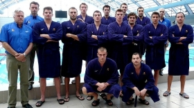 Echipa nationala de polo, una dintre putinele care inca tin steagul sus Foto www.frpolo.ro