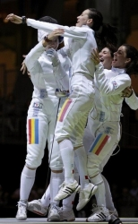 Romania, campioana mondiala Foto APimages.com