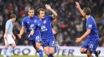Baines (Everton)  Foto www.evertonfc.com